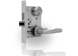 High security mortise lock - 1
