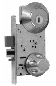 High security mortise lock - 2