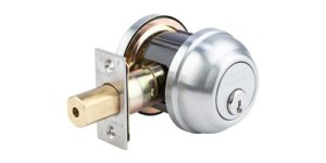 High Security Deadbolt - 3