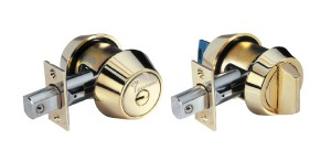 High Security Deadbolt - 1