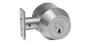High Security Deadbolt - 4
