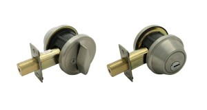 High Security Deadbolt - 2